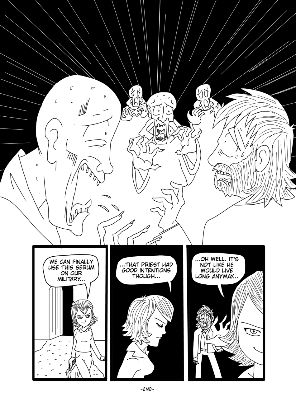 Lobotomized Monks From Hell - page22